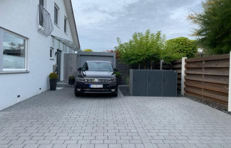 GaLaBau-Lorch | Referenzen - Garagenzufahrt 6