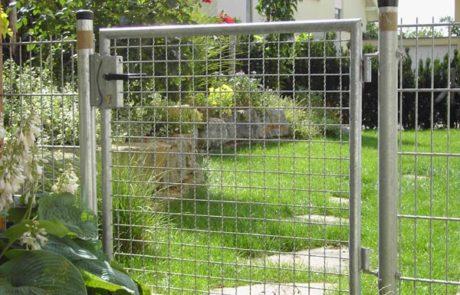 GaLaBau-Lorch | Referenzen - Gartentür 2