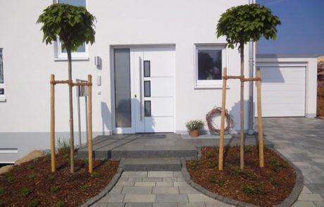 GaLaBau-Lorch | Referenzen - Hauszugang 12