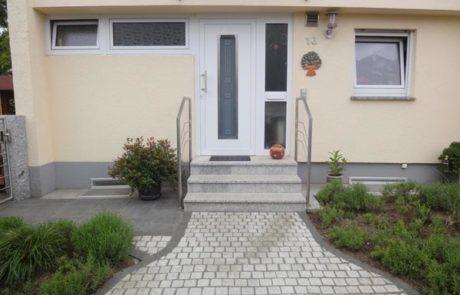 GaLaBau-Lorch | Referenzen - Hauszugang 23