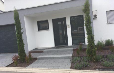 GaLaBau-Lorch | Referenzen - Hauszugang 4