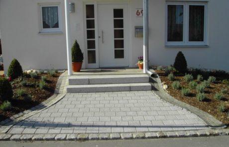 GaLaBau-Lorch | Referenzen - Hauszugang 5