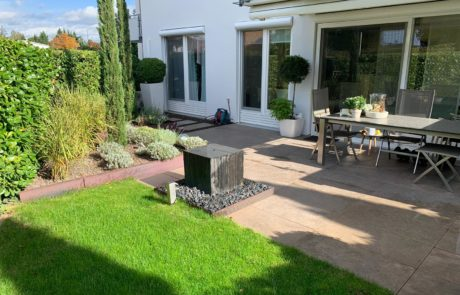 GaLaBau-Lorch | Referenzen - Terrasse 9